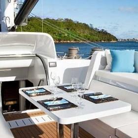 Луксозни круизни плавания на Necker Belle 1
